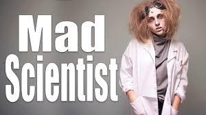 mad scientist costume halloween youtube