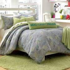 Grey Twin Bedding Steve Madden Bedding Ebay
