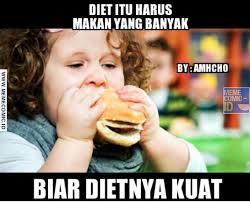 Meme Diet - 15 meme diet dengan segala rintangannya pernah ngalamin vebma com