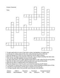 the great depression worksheet crossword puzzle vocabulary