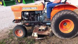 1977 kubota l185 for sale online auction ends 8 31 11 youtube
