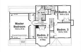 House Plans Architect Baxter House Plan Home Building Designs Residential Construction
