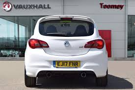 used 2017 vauxhall corsa vxr for sale in essex pistonheads