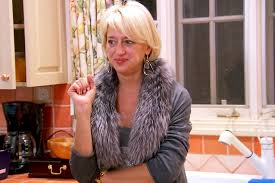 dorinda let the games begin the real housewives of new york