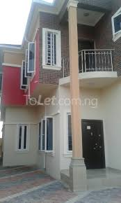 3 Bedroom Duplex 4 Bedroom Duplex For Rent Oral Estate Ikota Lekki Lagos Pid G7948
