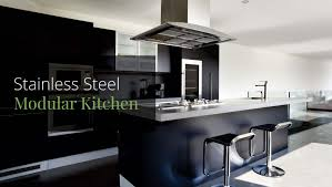 best stainless steel kitchen cabinets in india best stainless steel modular kitchen in india