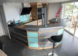 hotte de cuisine angle design d intérieur hotte pour cuisine ouverte de d angle