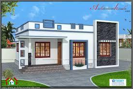 760 square feet 3 bedroom house plan architecture kerala