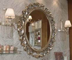 Fancy Bathroom Mirrors by Elegant Decorative Bathroom Mirrors Decorative Mirrors For