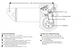 wiper wiring diagram at afi wiper motor wiring diagram gooddy org