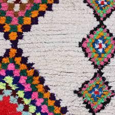 moroccan carpet handmade wool rug from morocco 5 u00273 u201d x 8 u00274 u201d