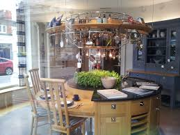 saw this island in a bespoke kitchen makers in london fab in a