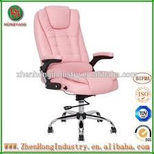 bw comfortable executive pink office chair pink leather office