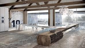 luxus kche mit kochinsel kochinsel sonderform aus inox für luxus küche freshouse