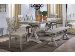 Slate Dining Room Table Tucker Tile Top Dining Table Signature Design By Ashley Furniture