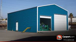 Carports And Garages Michigan Carports Metal Buildings And Garages