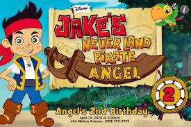 jake and the neverland pirates birthday invitations plumegiant com