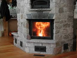 garden cool fire rock fireplace decoration ideas for rustic