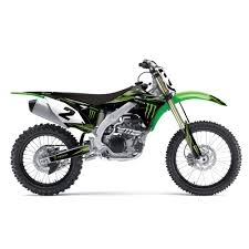 effex monster energy kawasaki graphic kit