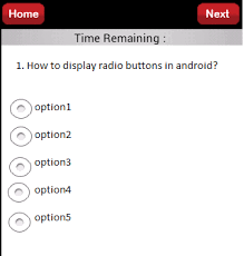 android radio button how to get the id of selected radio button in android stack
