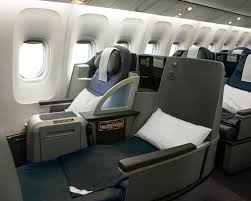 United Airlines Domestic Baggage Allowance by Airline Review United Boeing 757 Businessfirst Business Class La