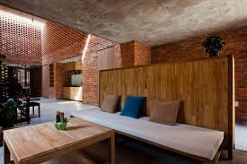 this hive like brick house was inspired by termite nests curbed