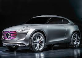 mercedes hybrid car mercedes concept car is powered by its paint inhabitat