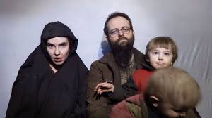 family set free after being held captive for five years by taliban