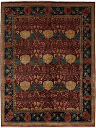 Hypoallergenic Rug The Oak Park Rug Pc 7a Arts And Crafts Persian Carpets Mission