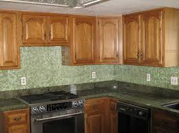 recycled glass tiles kitchen backsplash the modern designs glass