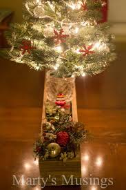 Christmas Centerpiece Images - rustic christmas centerpiece marty u0027s musings