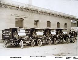 Vintage Ford Truck Forum - model t ford forum old photo grocery delivery van