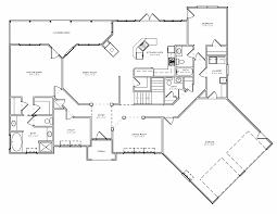 9 new ndraw house floor plan elegant simple plans with