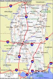 Mississippi travelers images Map of mississippi map holiday travel jpg