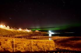 Northern Lights Football League Stunning Timelapse Of The Northern Lights As Seen From