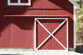 home design red and white barn doors architects electrical