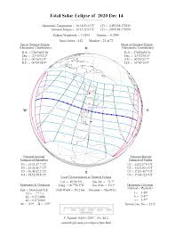 Google Maps South America by Nasa Total Solar Eclipse Of 2020 Dec 14