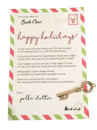 elf on the shelf arrival letter free download smudgey