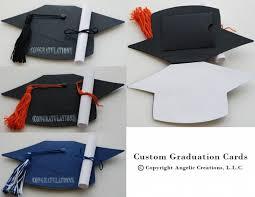 graduation cap invitations themes folded graduation cap invitations with 3d graduation cap