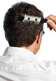 peigne coupe cheveux peigne coupe cheveux noir et gris feedodo feedodo bien être