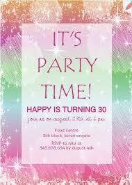when to send birthday party invitations choice image invitation