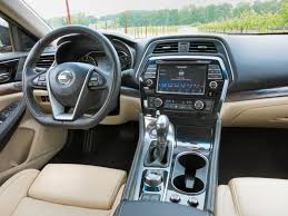 Nissan Maxima 2000 Interior 2016 Nissan Maxima First Drive And Review Autobytel Com