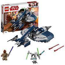 Amazon LEGO Star Wars General Grievous bat Speeder