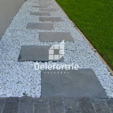 image amenagement jardin aménagement d u0027allées de jardin en pavé de béton delefortrie paysages