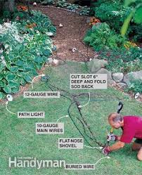 How To Install Low Voltage Led Landscape Lighting Innovative Ideas Low Voltage Landscape Lights Looking Low