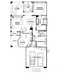Floor Plans For Home Trilogy At Vistancia Monaco Floor Plan Model Home Shea Trilogy