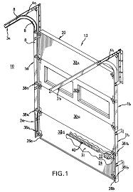 Richard Wilcox Barn Door Hardware by Patent Us7234502 Overhead Door Apparatus With Enclosed