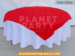 party rentals san fernando valley table and chairs table cloths linen rentals