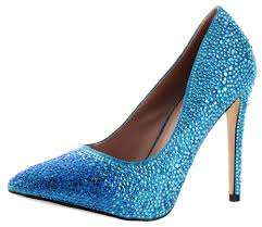 lauren lorraine samantha women u0027s rhinestone pumps dress shoes ebay
