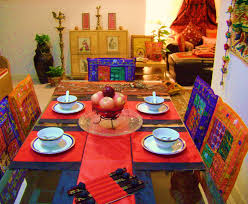 red home accessories decor the enamor indian home decor and indian home decoration ideas mi ko